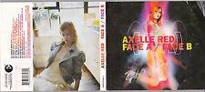 CD DIGIPACK 12T AXELLE RED FACE A / FACE B DE 2002 INCLUS PAS MAINTENANT