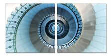 """40"""" FRAMED Modern Abstract Contemporary Canvas Wall Art Print Painting Stairway"""