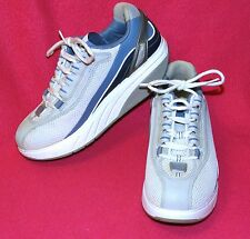 MINTY MBT BOOST BLUE 7 UK 4  WOMENS SHOES SEE ALL PHOTOS