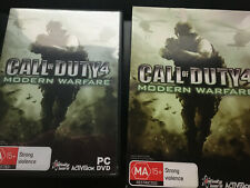 CALL OF DUTY MODERN WARFARE 4 PC COMPLETE