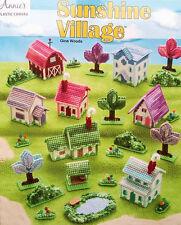 Plastic Canvas  Sunshine Village  Patterns From Annie's