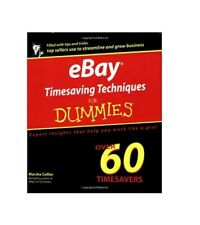 EBOOK ebay timesaving techniques for Dummies
