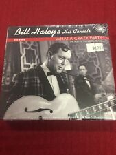 Bill Haley - What A Crazy Party - The Best of the Decca Years New Sealed 2 CD