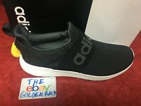 New adidas LITE RACER CF SLIP-ON ADAPT - DB1645 Cloudfoam Black White Shoes