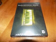 PARANORMAL COPS SEASON 1 One A&E Ghosts Hauntings Investigation 2 DVD SET NEW