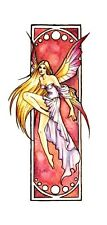 SEXY ART NOUVEAU SUMMER FAERY WICCA FAIRY STICKER/VINYL DECAL Selena Fenech