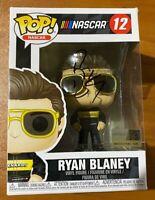 Ryan Blaney Signed Nascar Ryan Blaney 12 Funko Pop - JSA NN81840