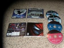 Barrow Hill Curse of the Ancient Circle & Spider-man Near Mint PC Games