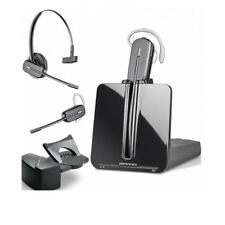 NEW Plantronics CS540 Wireless Headset System With HL-10 Lifter Package