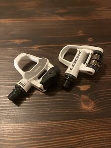 Look Keo 2 Max Clipless Road Bike Pedals-MINT! SUPER CLEAN-259 grams-$100 Retail