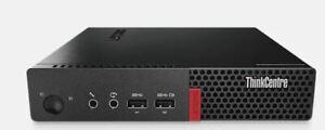 Lenovo ThinkCentre M910q Tiny Pentium G4400T 2.9GHz/8GB DDR4/500GB HDD/Win10Pro