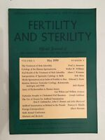 Fertilidad Y Asrm Volume 1 May 1950