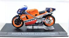 MODELLINI MOTO GP HONDA NSR500 1999 1/24 DE AGOSTINI MOTOGP MINIATURE MOTOR BIKE
