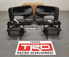 Original TRD PRO Toyota Tacoma Rigid LED Fog light kit  16 17 18