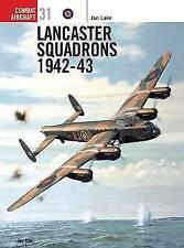 Lancaster Squadrons 1942-43 (Combat Aircraft), Lake, Jon, Good Book