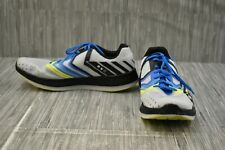 **Skechers GOrun Razor 3 Hyper 55220 Running Shoe, Men's Size 9.5, Gray
