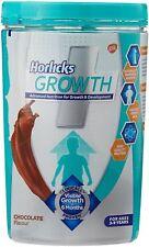 Horlicks Growth Plus - Health and Nutrition Drink, 400 g Pet Jar (Chocolate Flav