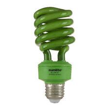 SUNLITE 24W Green Super Twist Compact Fluorescent Bulb