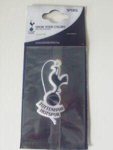 Tottenham Hotspur Football Club Single Car Air Freshener Freshner Official THFC