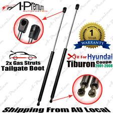 A-Premium Rear Tailgate Gas Struts for Hyundai Tiburon GK Series 2001-2008 Coupe