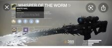 whisper of the worm (Xbox)