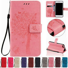 Luxury Case For iPhone 8 7 6s Plus XS MAX XR X Leather Magnet Flip Wallet Cover