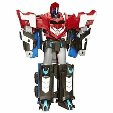 Hasbro Transformers Robots in Disguise Mega Optimus Prime 2-in-1 Action Figure