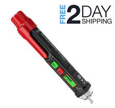 AC/DC Voltage Test Pencil Voltage Detector Sensitivity Electric Compact Pen