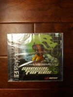 PS1 Mortal Kombat Special Forces Sony PlayStation 1 game FACTORY SEALED NTSC U/C