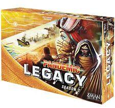 Pandemic Legacy: Season 2 - Yellow Edition [Board Game, Z-Man Games Asmodee] New