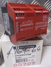 Schneider Telemecanique xpsar 311144 XPS-ar Módulo de parada de emergencia 027427