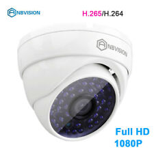 DC48V POE HD 2.0MP CCTV 1080P H.265 48IR Onvif RTSP Network IP DOME Camera