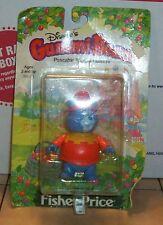 1985 Fisher Price Disney Gummi Bears Tummi Poseable Figure Vhtf Nrfp