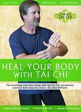 Heal Your Body with Tai Chi: Reduce Blood Pressure and Relieve Arthritis NEW DVD