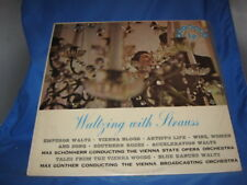 Max Gunther Waltzing With Strauss Harmony Records HL7061[INV-17]
