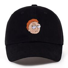 Rock And Morty Boss Morty Dad Cap