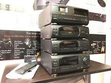 Technics Digital Compact Cassette Rs-Ch909 Midi Set. Dcc fully Restored.