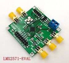 LMX2571 Low Phase Noise VCO Phase Locked Loop Signal Source RF Source