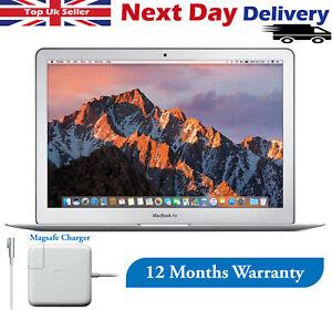 "Apple Macbook Air 13.3"" Laptop 1.8GHz Intel i5 8GB RAM 256GB SSD 2017 A Grade"