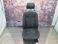 Mercedes-Benz W210 E-Klasse Sitz vorne rechts Beifahrer Stoff schwarz/anthrazit