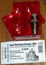 Lee Factory Crimp Die 6.5 x 55mm Swedish Mauser    # 90837   New!