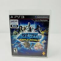 All-Stars Battle Royale Sony PlayStation 3 PS3 Game Complete Tested