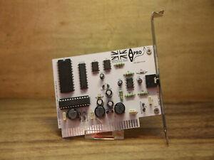 Pro Edition BRANDNEU Adlib kompatible 8 Bit ISA Soundkarte für Retro Computer
