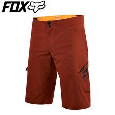 Fox Explore MTB Shorts 2016 - Rust Brown - 32 34 36 38