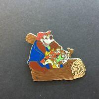 WDW - Four Parks One World - Splash Mountain Disney Pin 18799