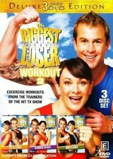 The Biggest Loser Workout 2 - Fit & Firm Cardio Blast Bootcamp 3 Disc S