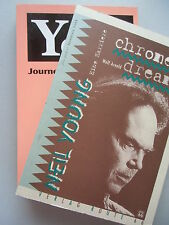 2 Bücher Neil Young chrome dreams + Journey Through the Past kanadische Jahre