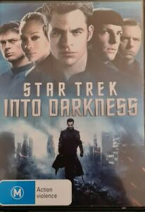 Star Trek Into Darkness (2013, DVD) Region 4 PAL