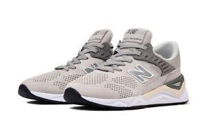 New Balance Grey X90 Sneakers UNISEX.UK 6/EU 39.5/24.5 cm