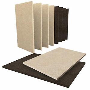 Furniture Felt Pad Sheet 150 x 110 mm Hardwood Flooring Protector 5 mm thick